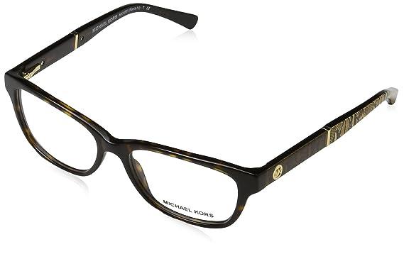 50949c7714 Michael Kors RANIA IV MK4031 Eyeglass Frames 3180-Dk Tortoise at ...