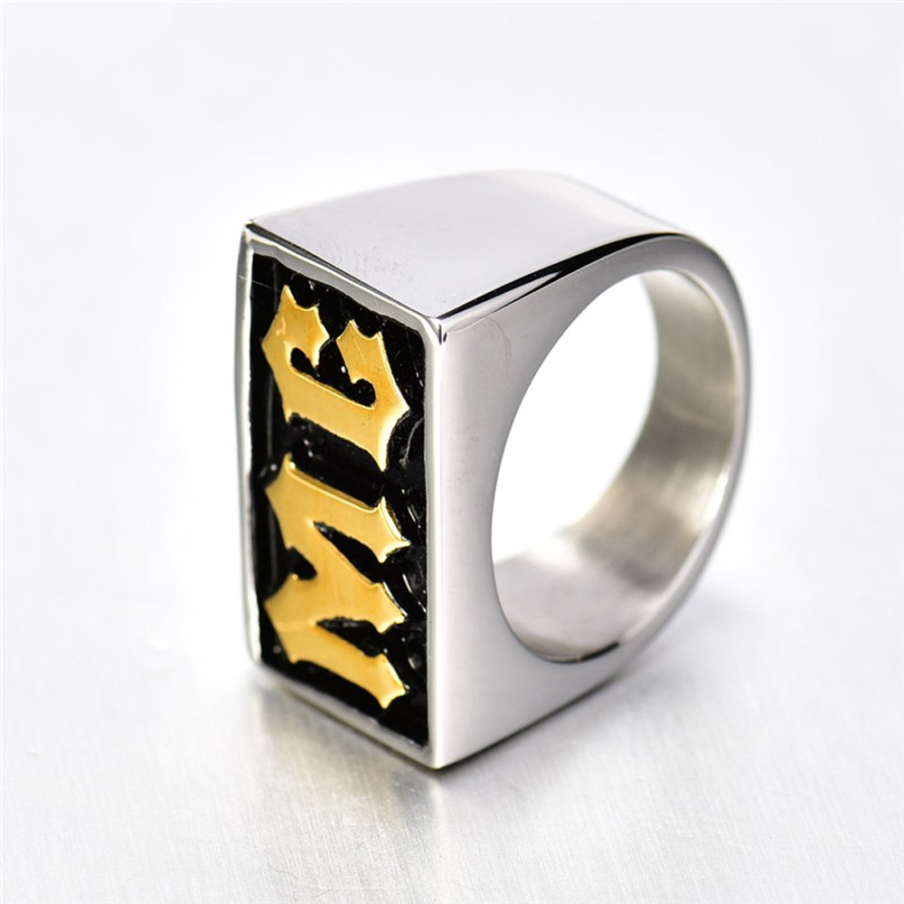 T/&T ring Fashion Black /& Yellow Color Rings Zircon Ring For Women Party Wedding Engagement Rings