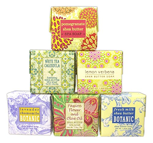 Bundle of 6 Greenwich Bay Trading Co. Soaps - 1.9oz Soaps...