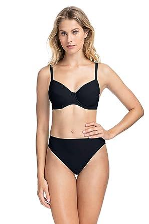 6cbae6753e1 Amazon.com: Profile by Gottex Women's Cup Sized Bikini Bra Top Swimsuit:  Profile by Gottex: Clothing