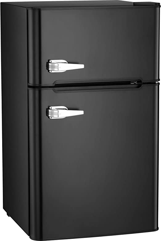 skinny tall fridge