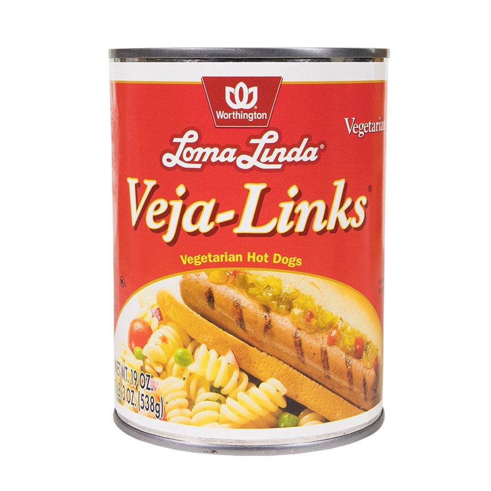Loma Linda - Plant-Based - Veja-Links (19 oz.) – Kosher