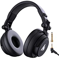 BINDEN Audífonos de Estudio MH60 Audífonos Alámbricos Uso Compartido Multifuncional Sonido Alta Fidelidad Auriculares DJ…