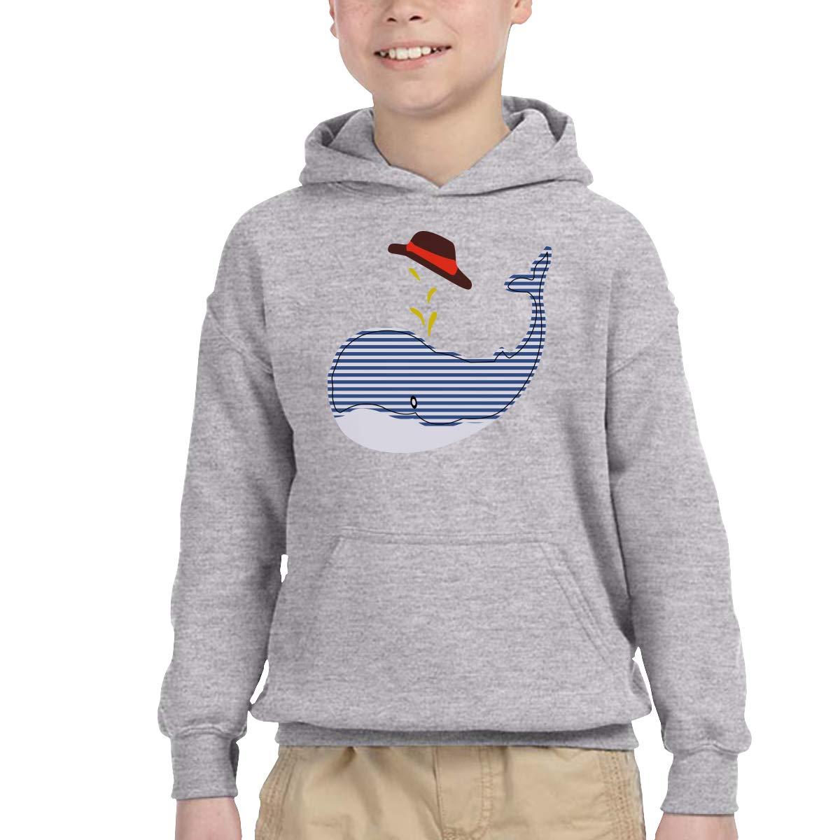 WER7 Kids Boys Girls 3D Print Athletic Pullover Fashion Hoodie Hooded Sweatshirts