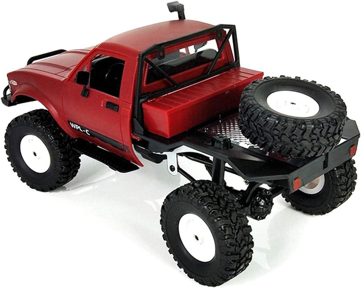 Hercules 1//10 RC Crawler Cars Blue Metal Tools Box Accessory Spare Parts