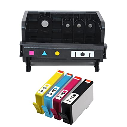 QINK 4 unidades para HP 564 X L REMANUFACTURADO cartucho de tinta ...