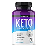 Keto Diet Advanced Weight Management by Natura Miracles/QFL™ -800MG - Advanced Weight...