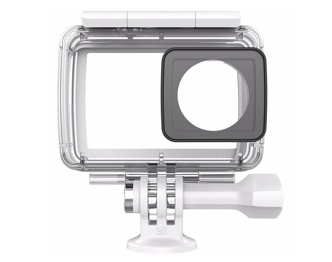 YI 4 K Action Camera Carcasa Impermeable, oficial Alemania Distribución, 4 K grabación de vídeo, 12 MP Fotos, Ingenioso estabilización de imagen ...