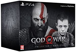 God of War 4 Collector's Edition [PS4]