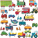 Amazon Price History for:RoomMates RMK1132SCS Transportation Peel & Stick Wall Decals