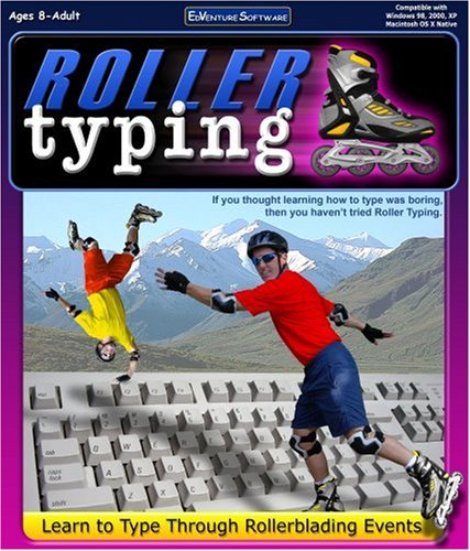 Roller Typing [Old Version] by EDVENTURE