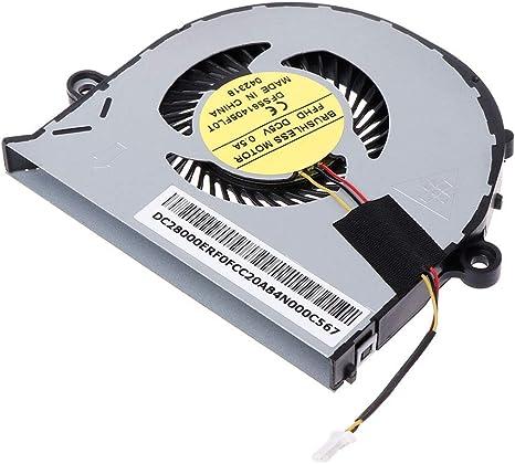 huiouer - Ventilador de refrigeración para Ordenador portátil Acer ...