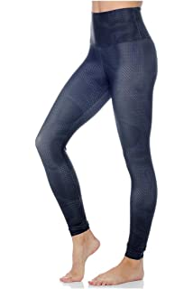 c5bf908accb7 Amazon.com: Onzie Yoga HIGH Rise Legging 228 Shiny Black: Clothing