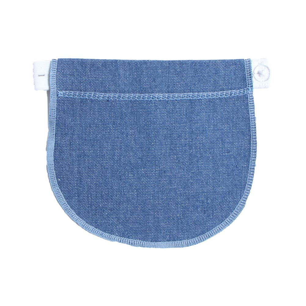 Cintura Ajustable de Embarazo LZDseller01 Extensor el/ástico de Pretina de Maternidad Cintura Ajustable Cintur/ón de Embarazo de Banda de Vientre de Maternidad
