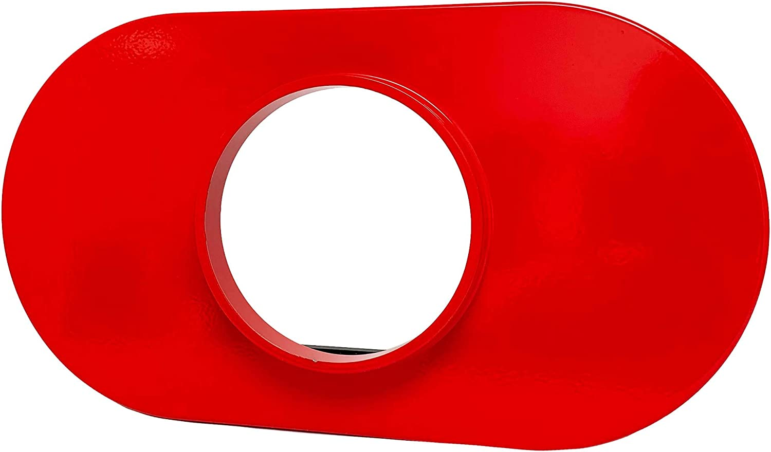 Red SBC Tall 383 STROKER Small Block Chevy Air Cleaner Lid Kit