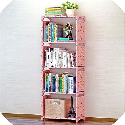 Estantería de almacenamiento Estantería para Libros ...