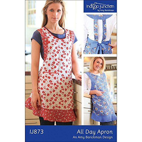 Indygo Junction (1-Pack) All Day Apron IJ-873