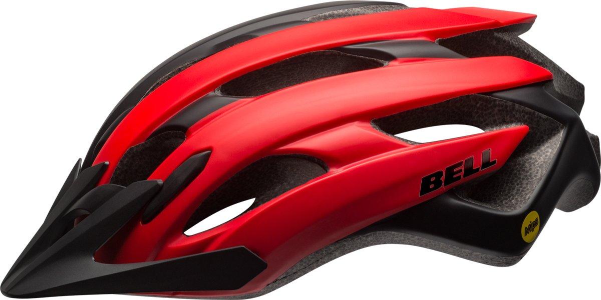 BELL Event XC MIPS MTB Fahrrad Helm rot schwarz 2017