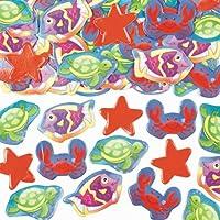 Amscan International Confetti Deep Sea Fun