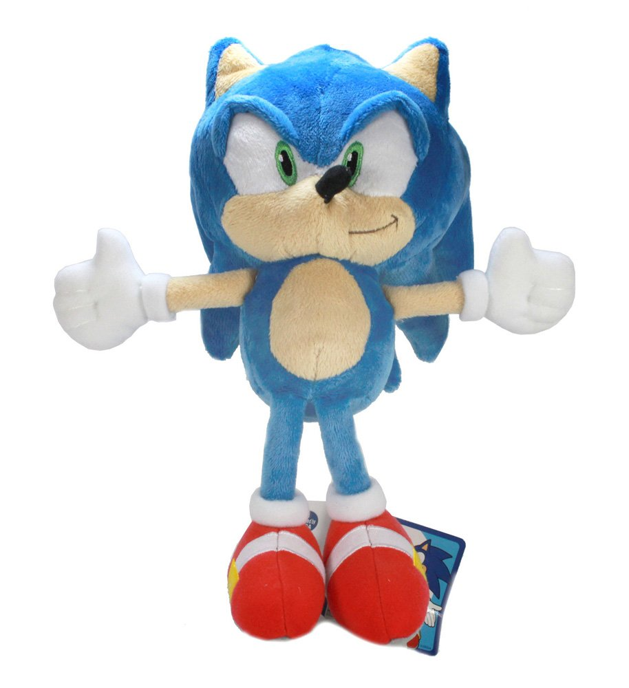 Amazon.com: Sanei Sonic the Hedgehog 9