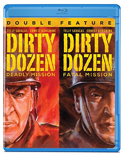 Dirty Dozen: The Deadly Mission / Fatal Mission [Blu-ray]