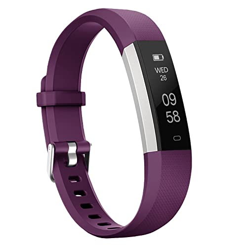 AUSUN moreFit Fitness Tracker, Slim 2 Activity Tracker Sleep Monitor Step/Distance/Calories Counter Touch Screen Pedometer Watch for Kids Men Women