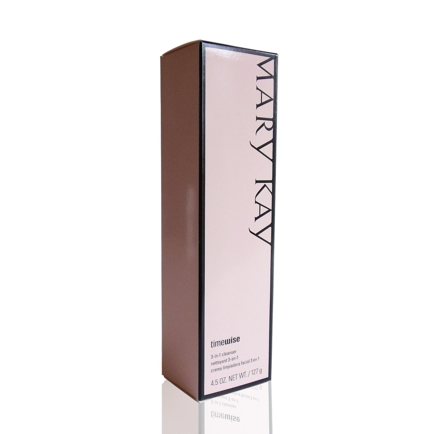 Mary Kay Timewise 3 in 1 Cleanser Normal/Dry Skin - 4.5 oz. by Mary Kay