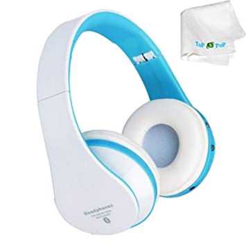 TOPEPOP - Auriculares Bluetooth universales inalámbricos con ...