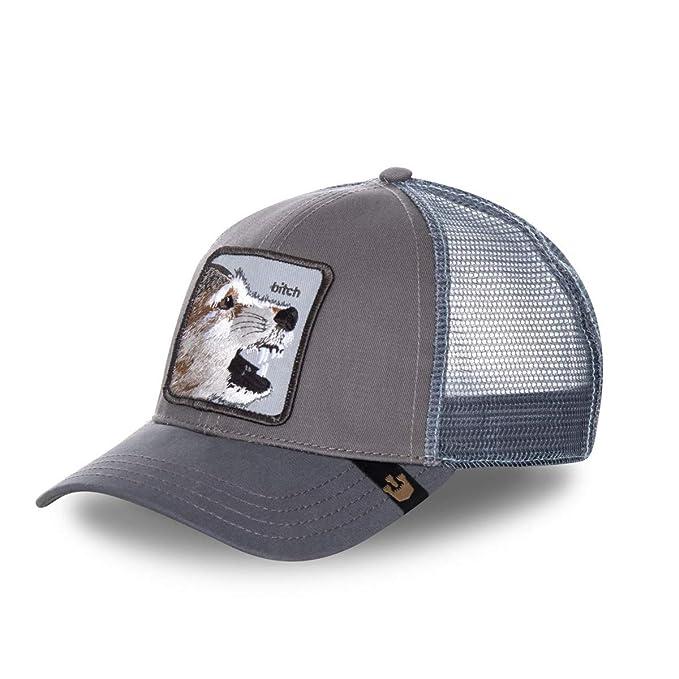 Goorin Bros - Gorra de béisbol - para Hombre Gris Gris Talla única: Amazon.es: Ropa y accesorios