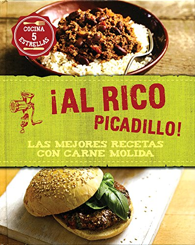 ¡Al Rico Picadillo! (Food Heroes) (Spanish Edition) [Parragon Books] (Tapa Dura)