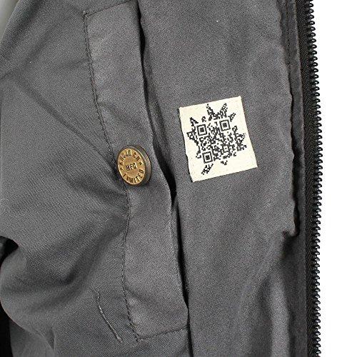 Khujo Krina chaqueta charcoal