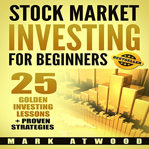 Stock Market Investing for Beginners cover