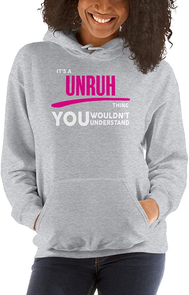 You Wouldnt Understand PF meken Its A UNRUH Thing