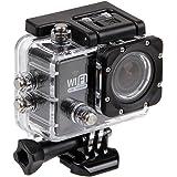 Hazziha - Custodia impermeabile protettiva per fotocamera, accessorio per Action Camera SJ6000, copertura a involucro trasparente per immersioni subacquee
