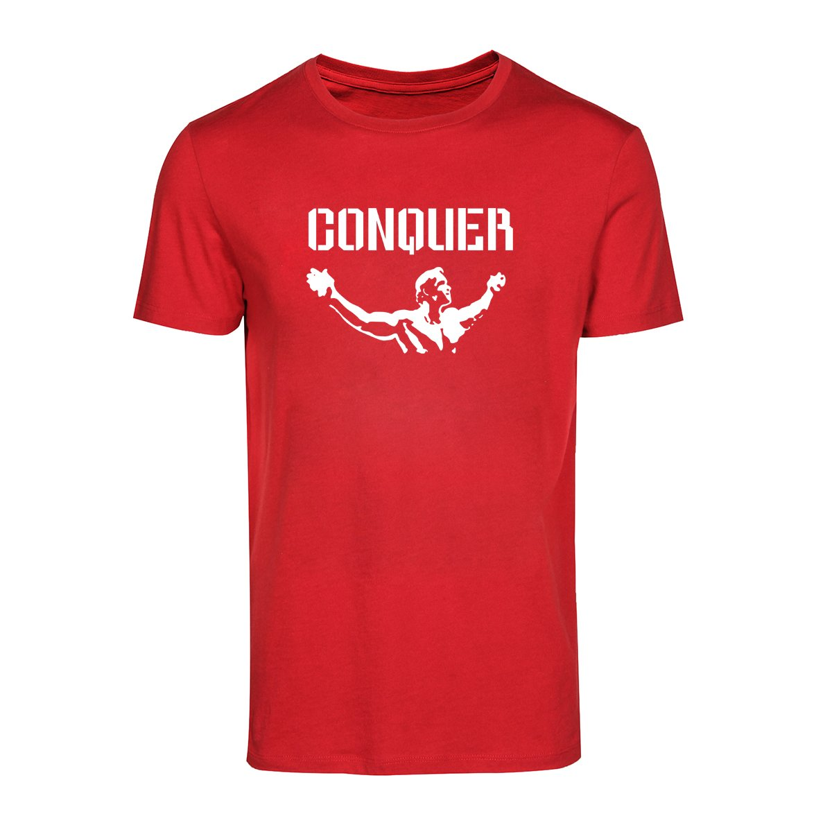 Loo Show Conquer Casual Crew T Shirts Funny Tee