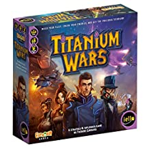 iEllo Titanium Wars Confrontation Board Game