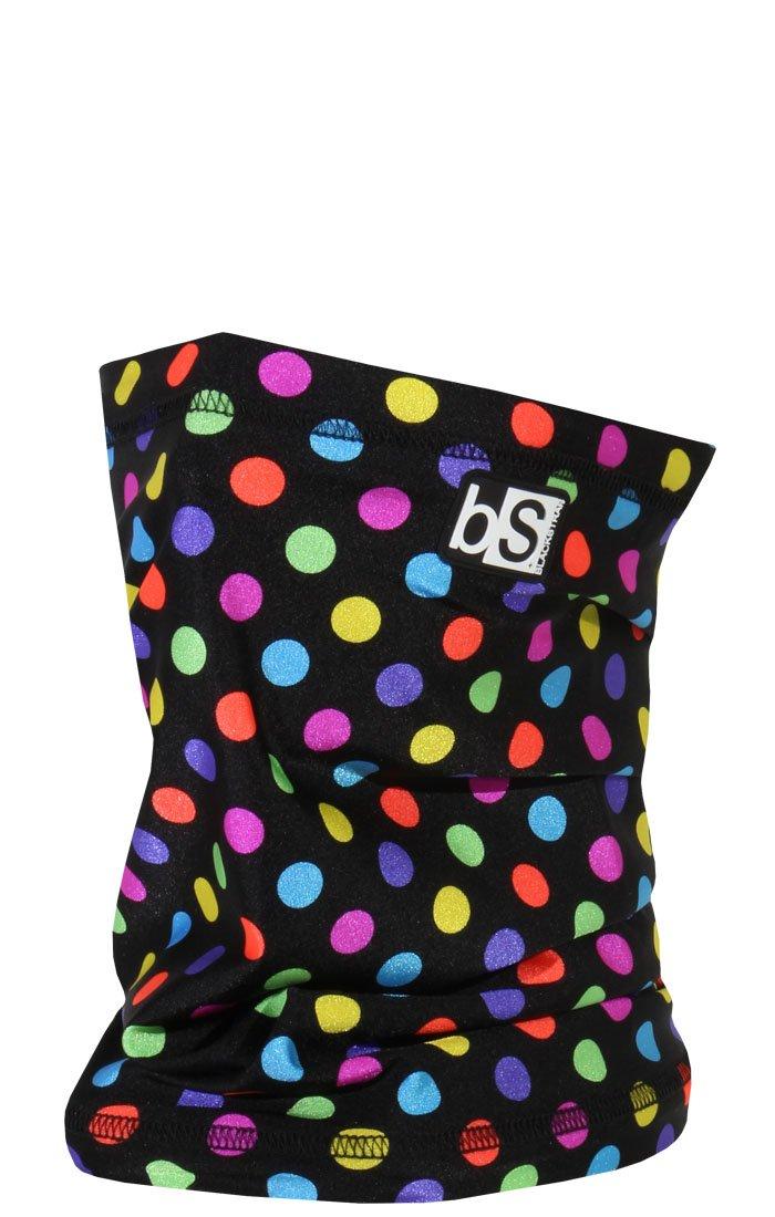 BlackStrap Neck Warmer, Poka Dots, One Size