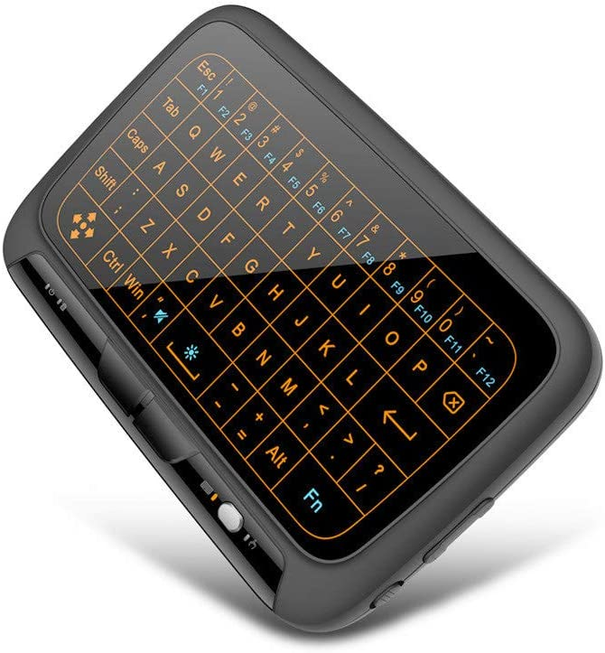 Sviper-3c Ultra-Slim Bluetooth Keyboard 2.4G Mini Wireless touchpad Backlit Keyboard Full Screen Touch Ultra-Thin Wireless Bluetooth Keyboard