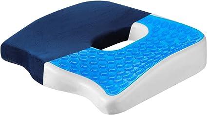 Cuscino Antidecubito Quale Scegliere.Mohoo Cuscino Sedile Ortopedico Antidecubito Cuscino Coccige