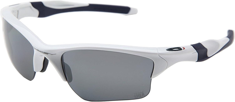 Oakley Mens Half Jacket 2.0 Asian Fit Sunglasses OO9153 Plastic