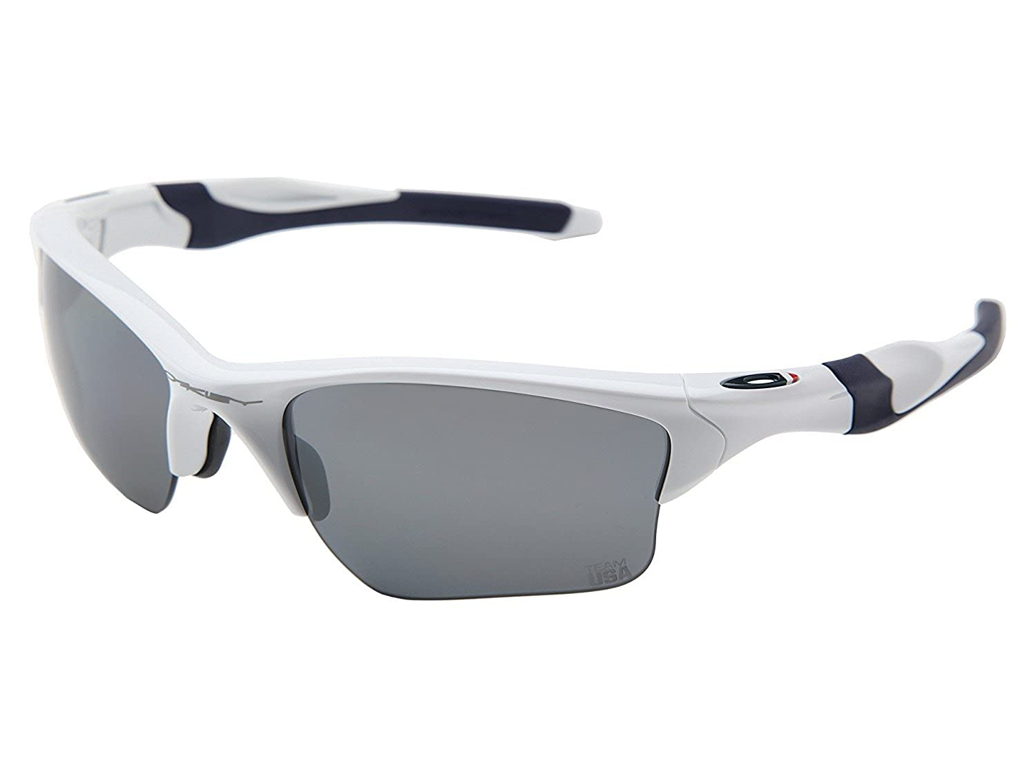 e928de8607 Amazon.com  Oakley Men s Half Jacket 2.0 Rectangular Sunglasses ...