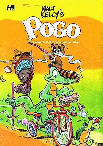Walt Kelly's Pogo the Complete Dell Comics Volume 3 by Walt Kelly (2015-10-13) (Walt Kellys Pogo The Complete Dell Comics)