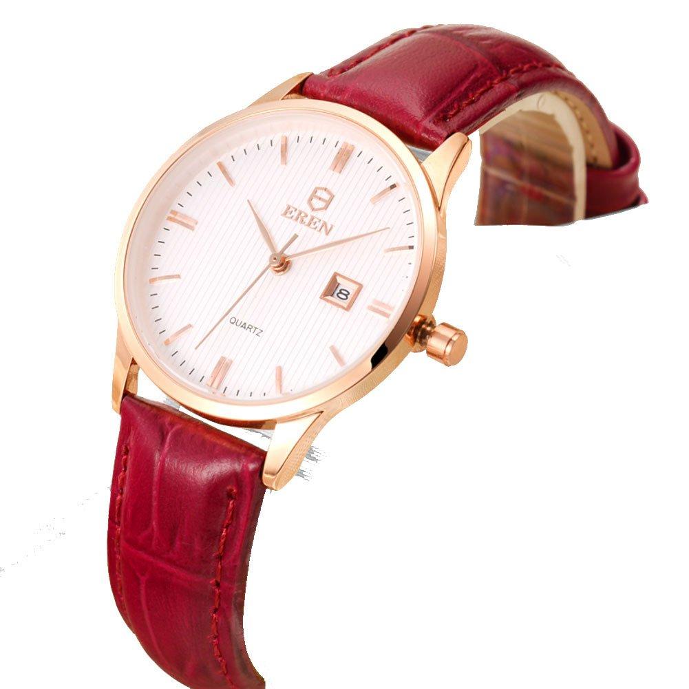 Girls防水時計/ファッション超薄型メスフォーム/ Ladies quartz watch-f B06XCQFKT6