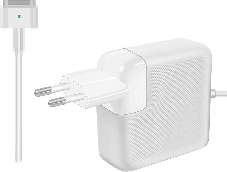 con Connettore aT Dopo inizio 2015-2017 inizio 2015 Compatibile con Mac 45W Magnetico Caricabatterie per Mac Air 11 Pollici e 13 Pollici