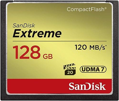 SanDisk Extreme CompactFlash Card