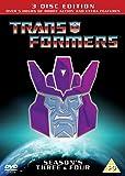 Transformers Season 3 & 4 - Re-Release [DVD] [1984]