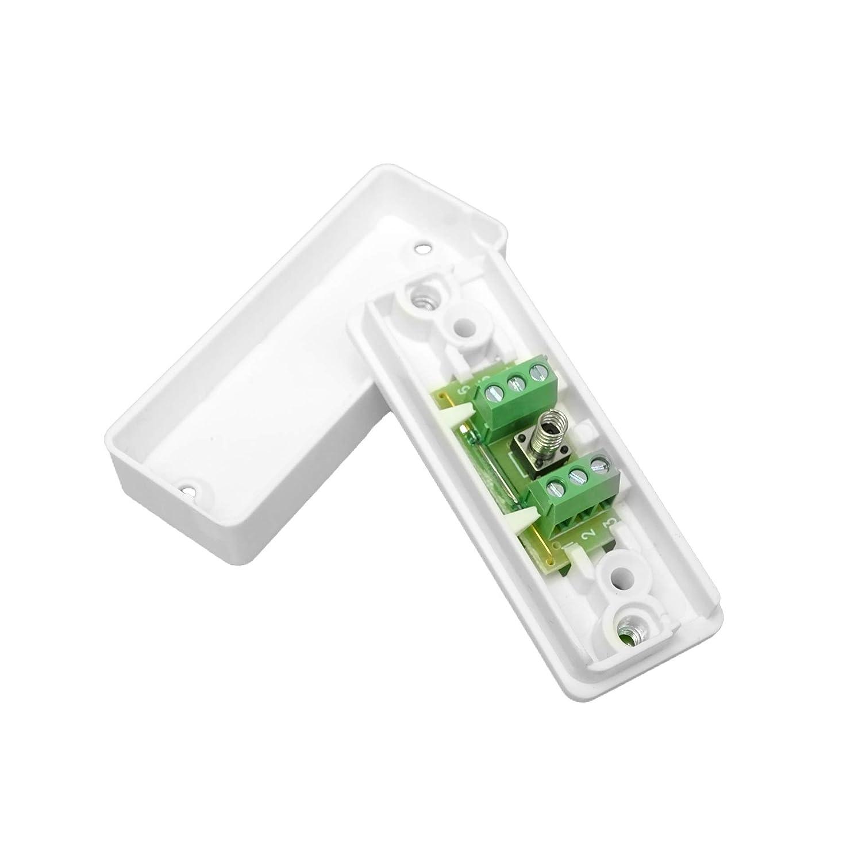 D/étecteur douverture magn/étique filaire avec bornier 6 vis Elmdene