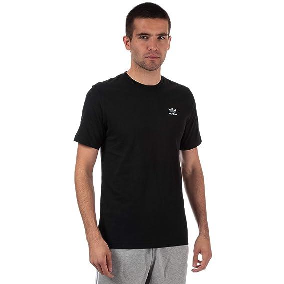 adidas Originals - Camiseta para Hombre con Logo Esencial en Color ...