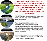 img - for Massive Cash Flow Pack with Marketing, Godfather Principles and eCommerce for DVD/VCR Combo Players Web Biz 3 CD Course book / textbook / text book