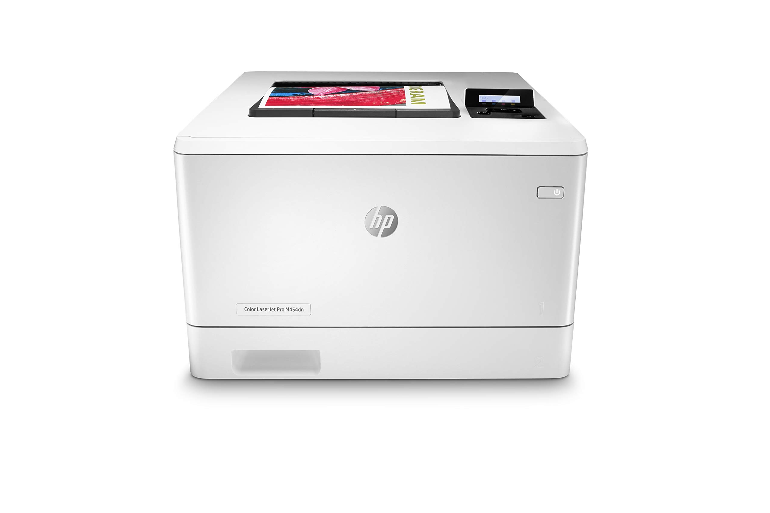 Hp Color Laserjet Pro M454Dn Printer (W1Y44A) - Ethernet Only by HP